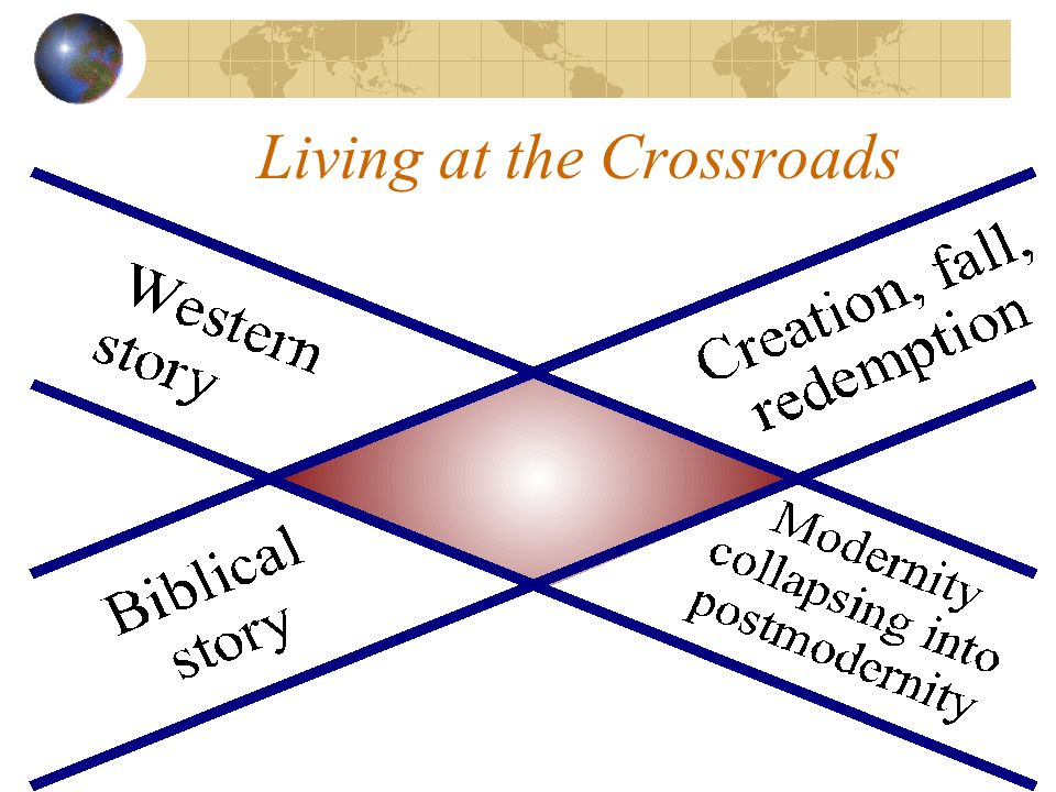 Living at the Crossroads