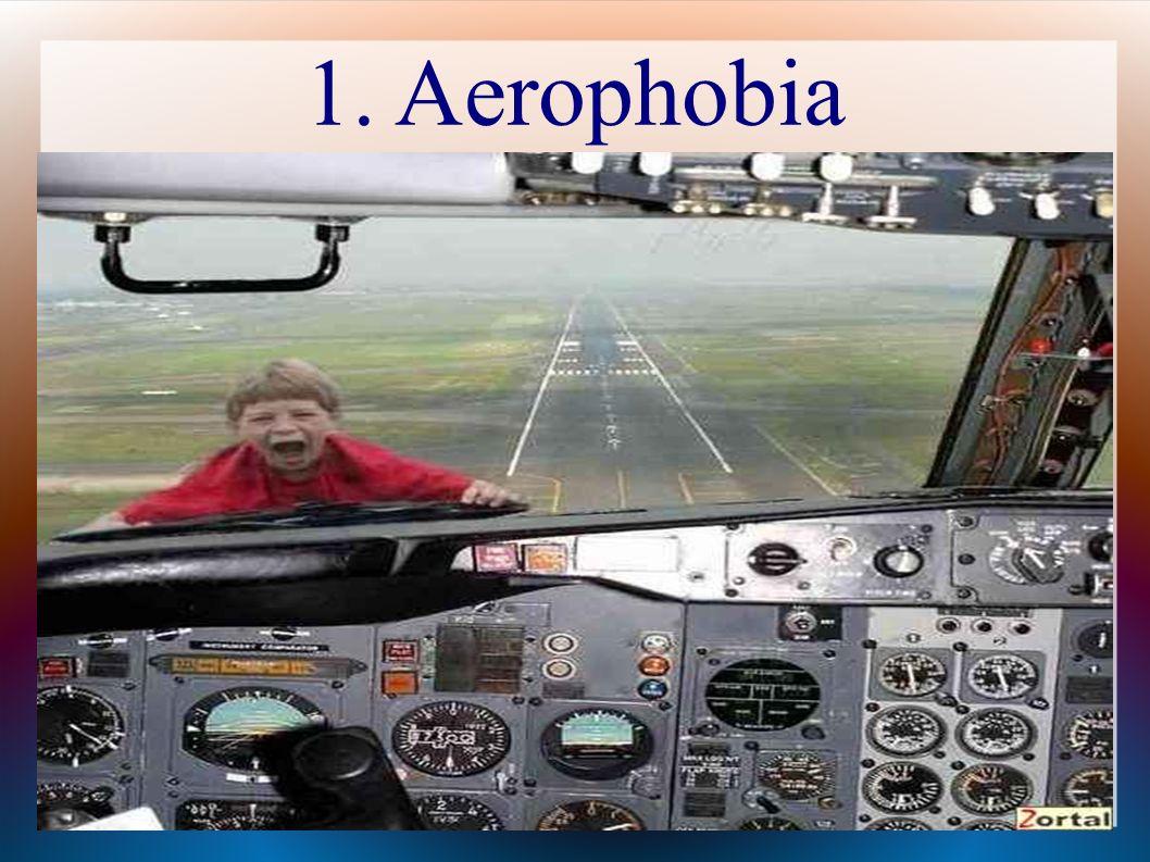 1. Aerophobia