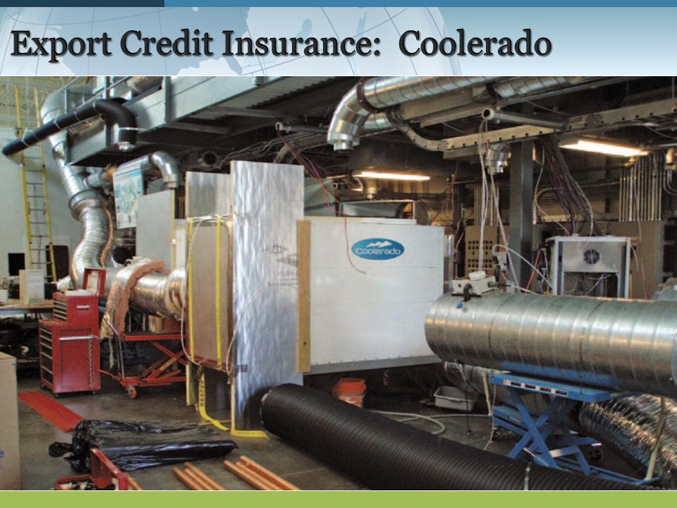 Export Credit Insurance: Coolerado
