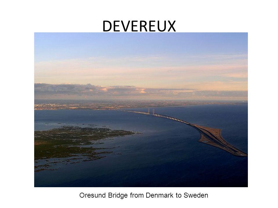 Denmark DEVEREUX Évreux Wexford Essex Norway Sweden