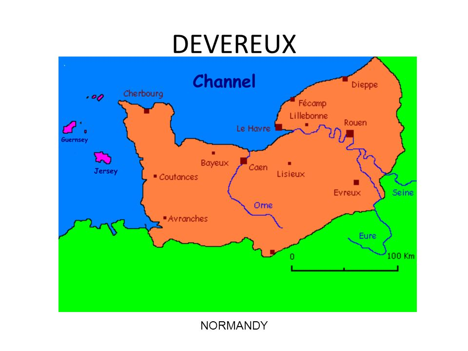 DEVEREUX Denmark from Space