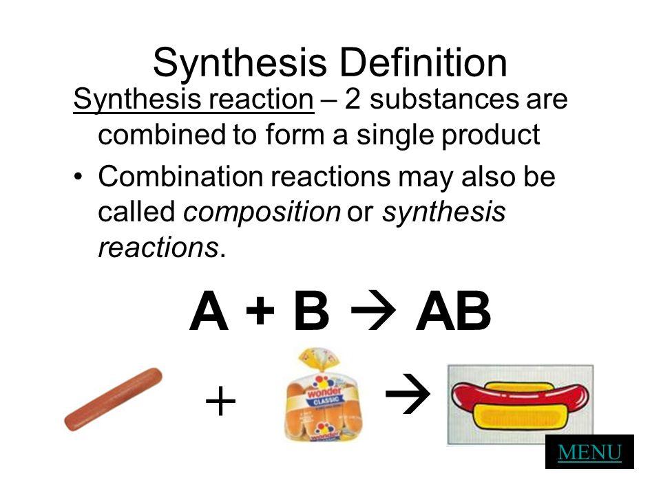 define synthesis essay