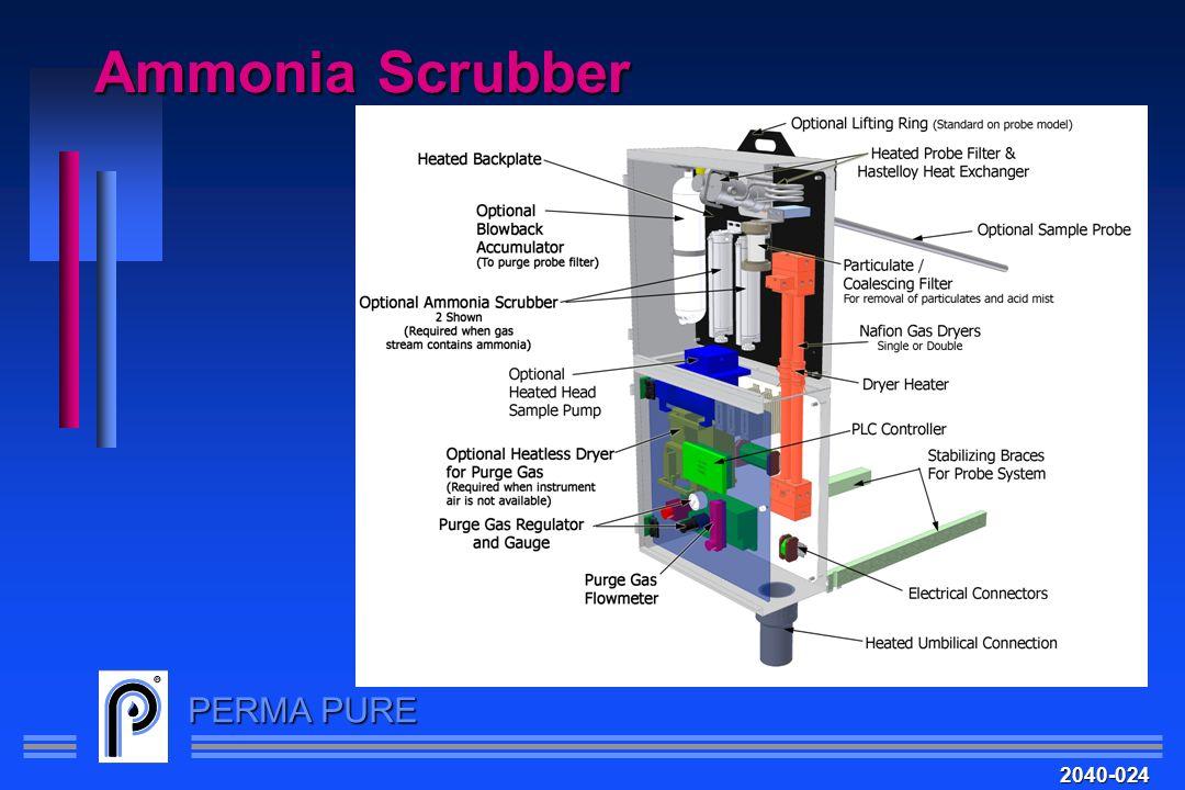 PERMA PURE Ammonia Scrubber 2040-024