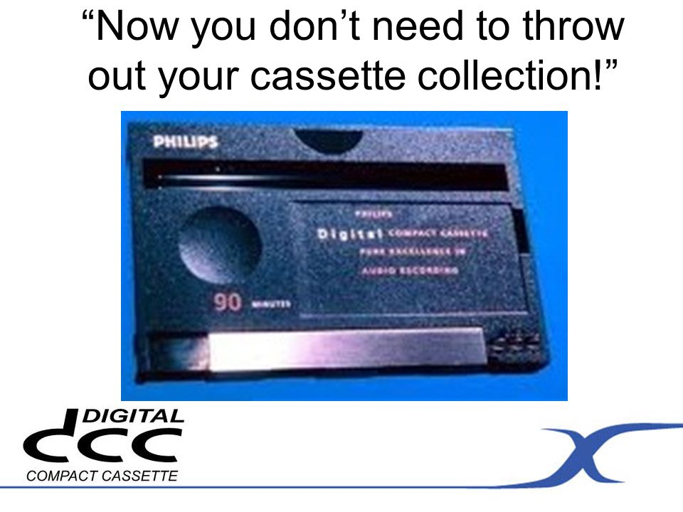 Now you dont need to throw out your cassette collection!