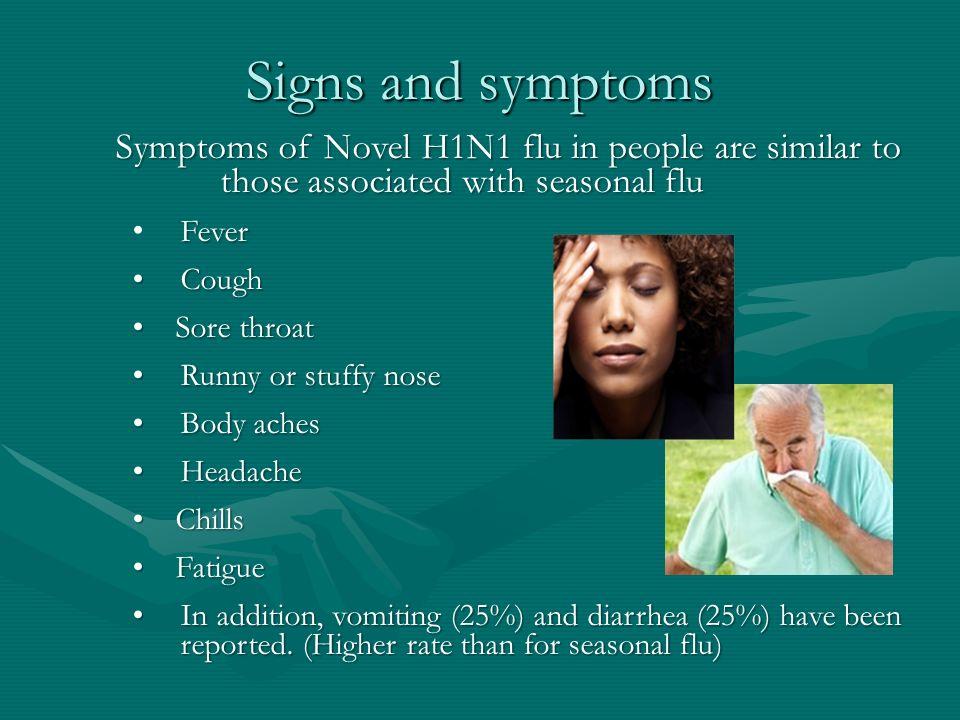 How does Novel H1N1 Influenza spread.