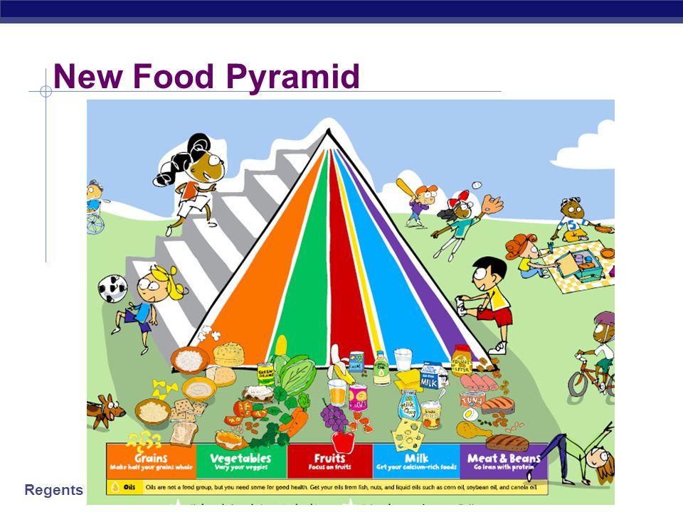 Regents Biology Old Food Pyramid