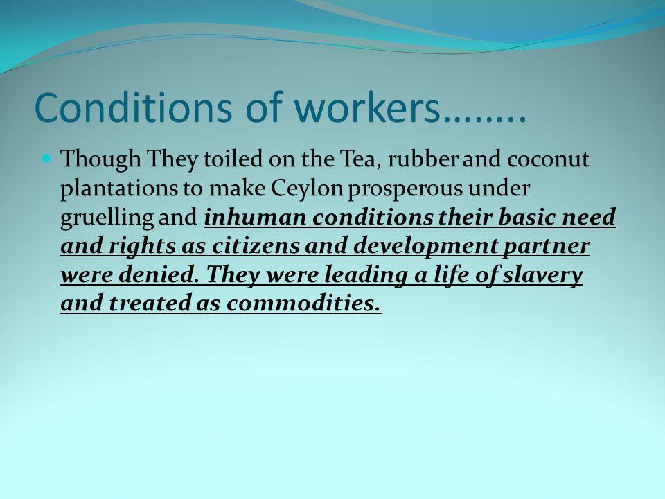 I)Violation of human rights.