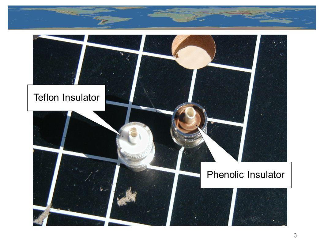 3 Teflon Insulator Phenolic Insulator