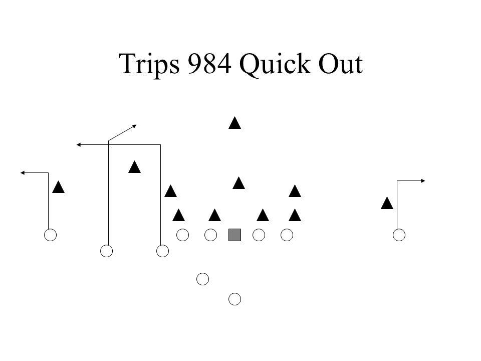 Trips 984 Quick Out