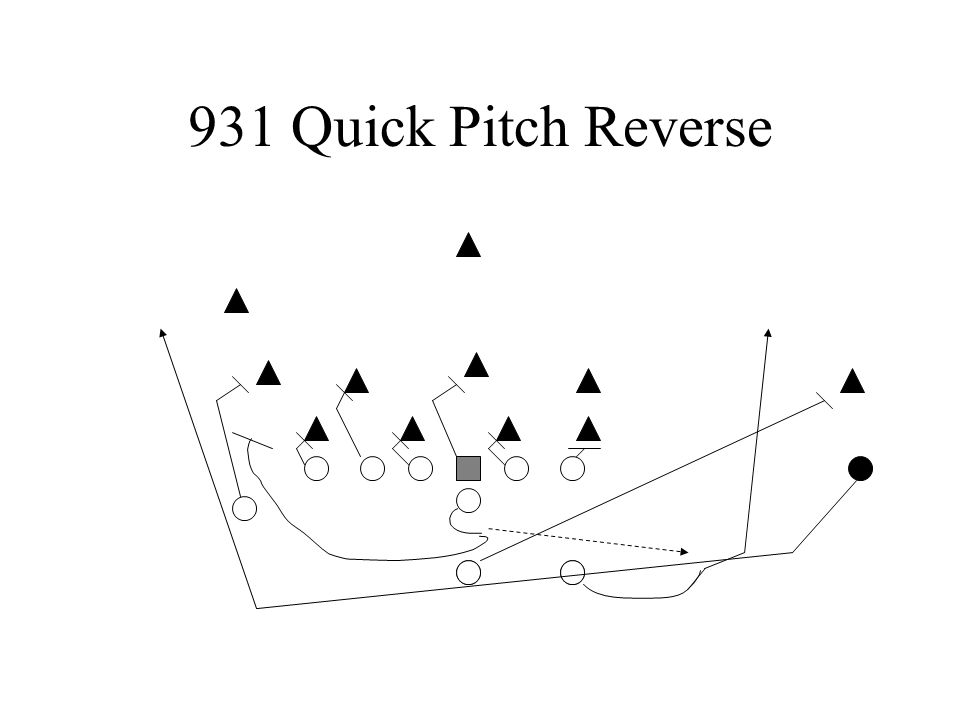 931 Quick Pitch Reverse