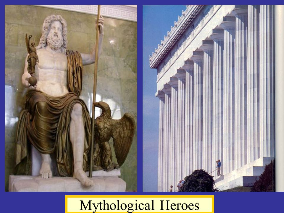 Mythological Heroes