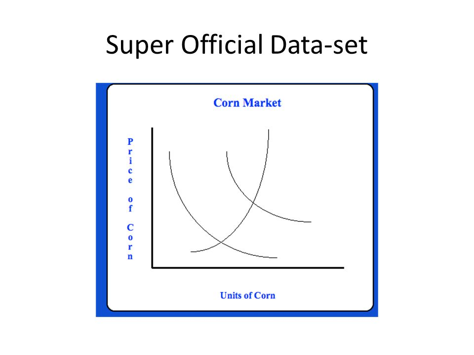 Super Official Data-set