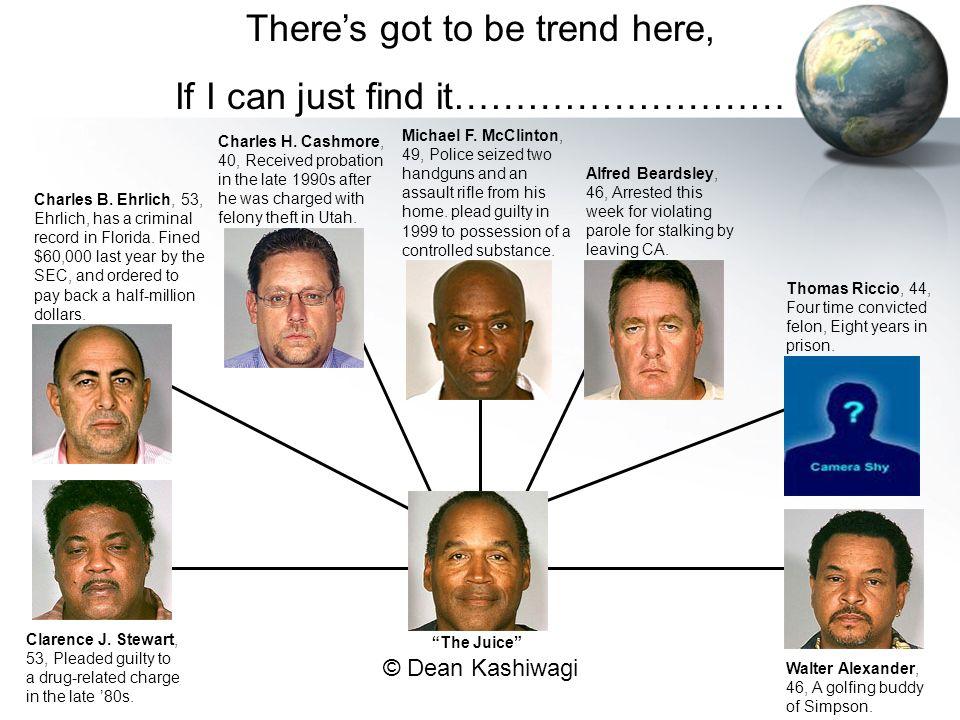 © Dean Kashiwagi Charles B.Ehrlich, 53, Ehrlich, has a criminal record in Florida.