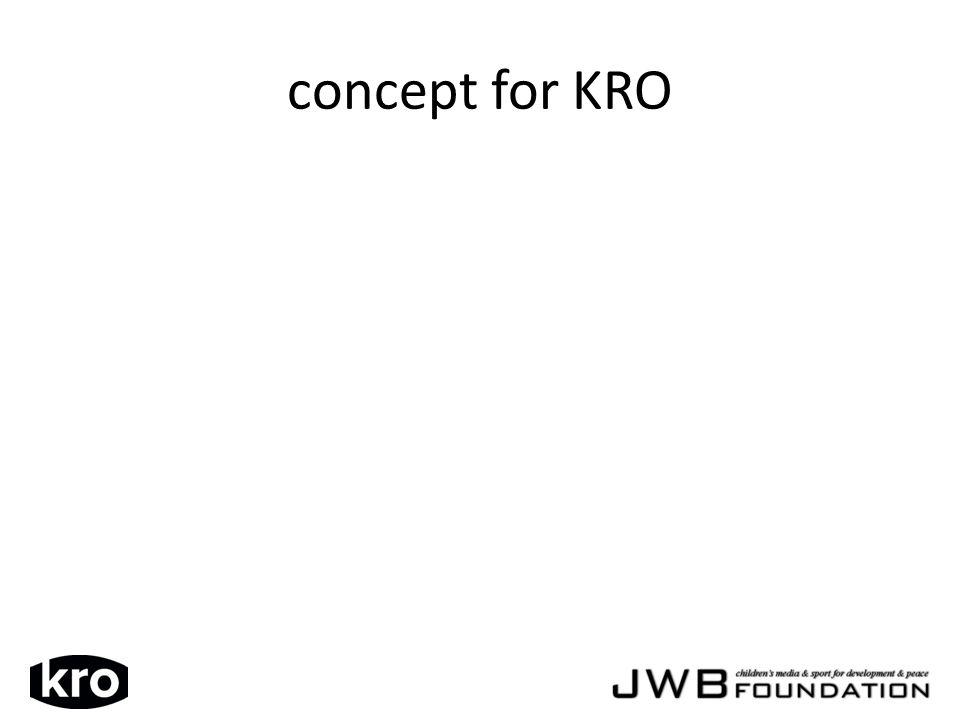 concept for KRO