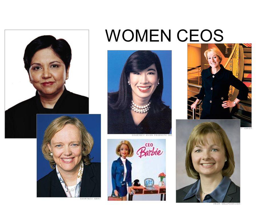 WOMEN CEOS