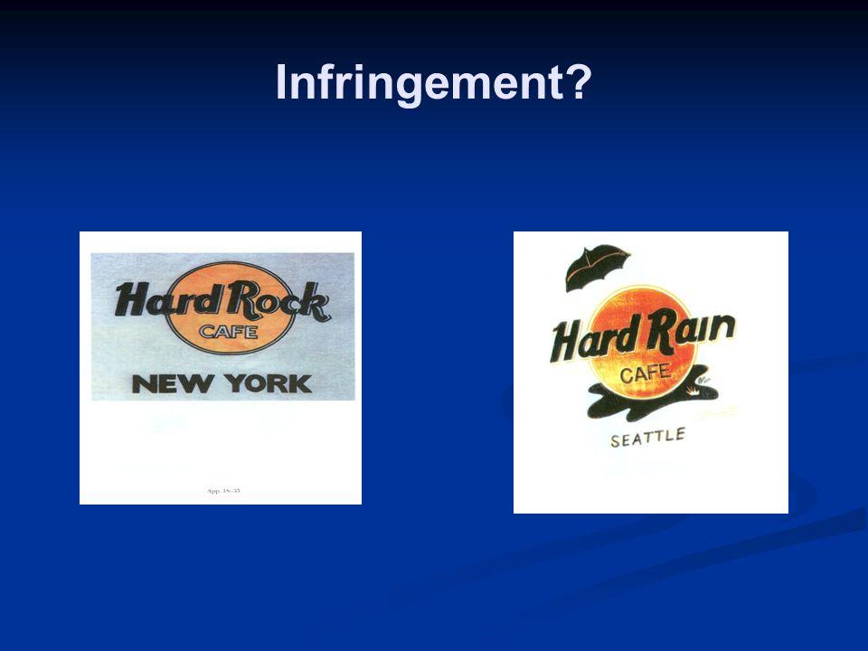 Infringement?