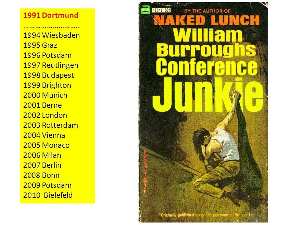 1991 Dortmund ………………………..
