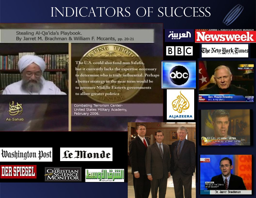Indicators of Success