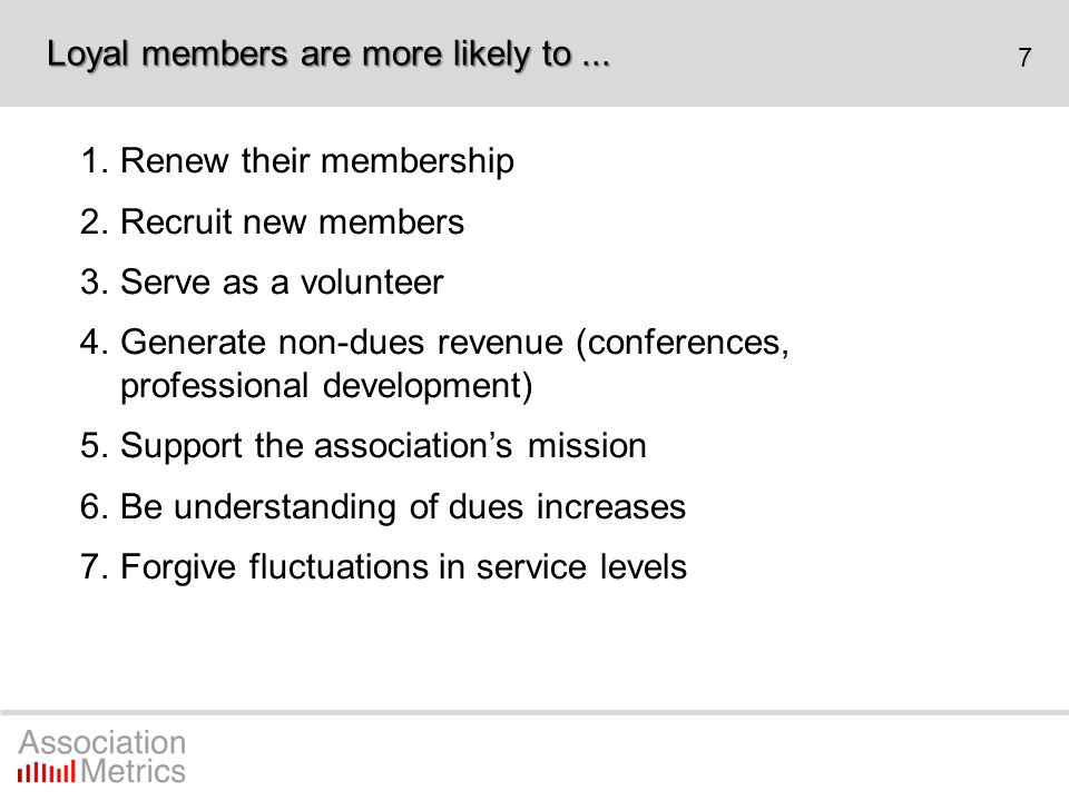 8 1.Strategic planning direction for Board of Directors.