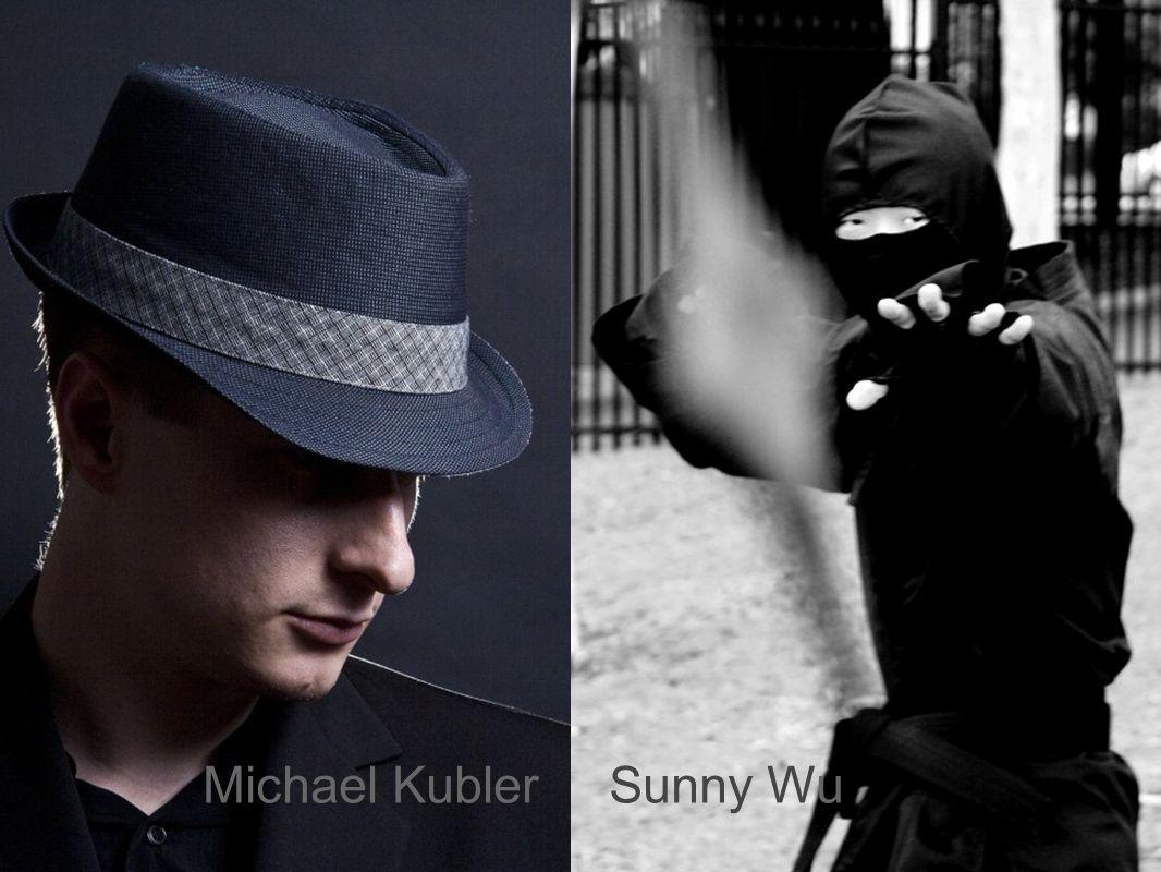Michael KublerSunny Wu
