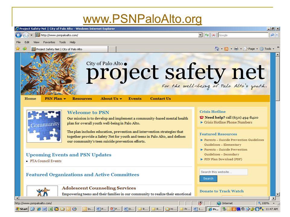 6 www.PSNPaloAlto.org