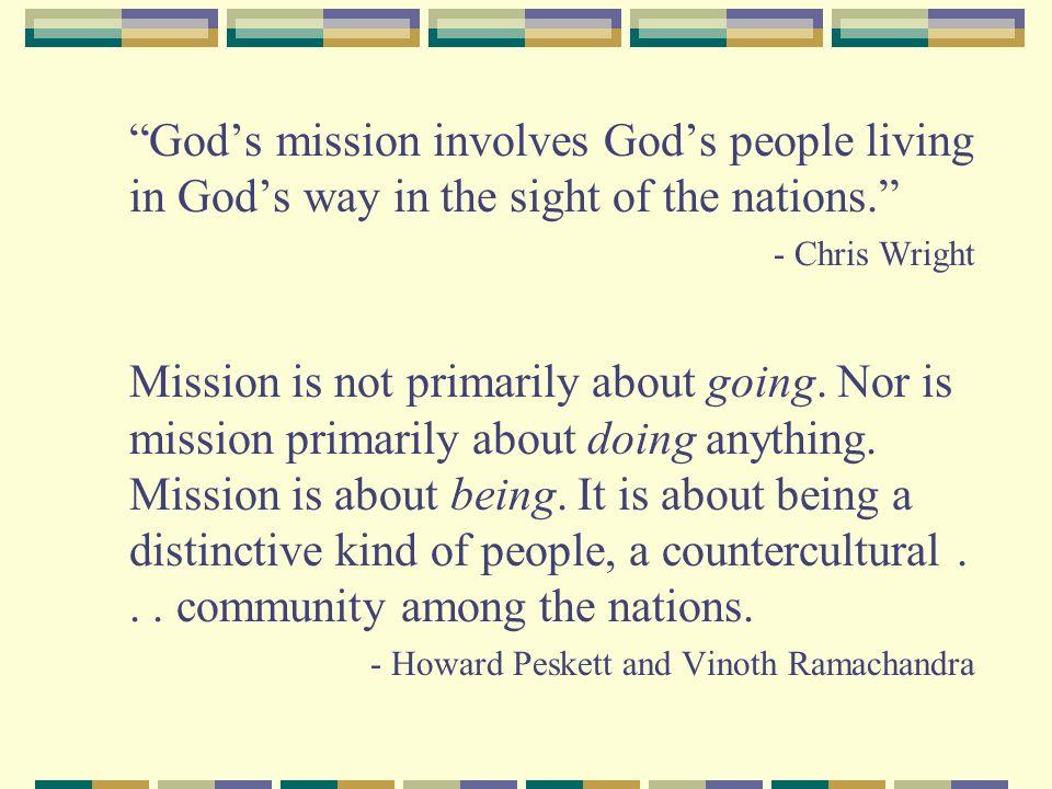 Summary A kingdom community A contrast community A gathering community...