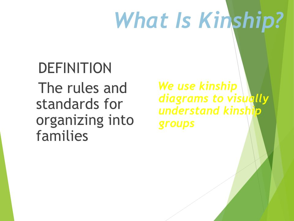 Kinship Diagramming ANTH 321: Kinship and Social Organization Kimberly Porter Martin, PH.D.