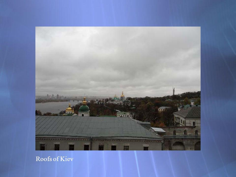 Roofs of Kiev