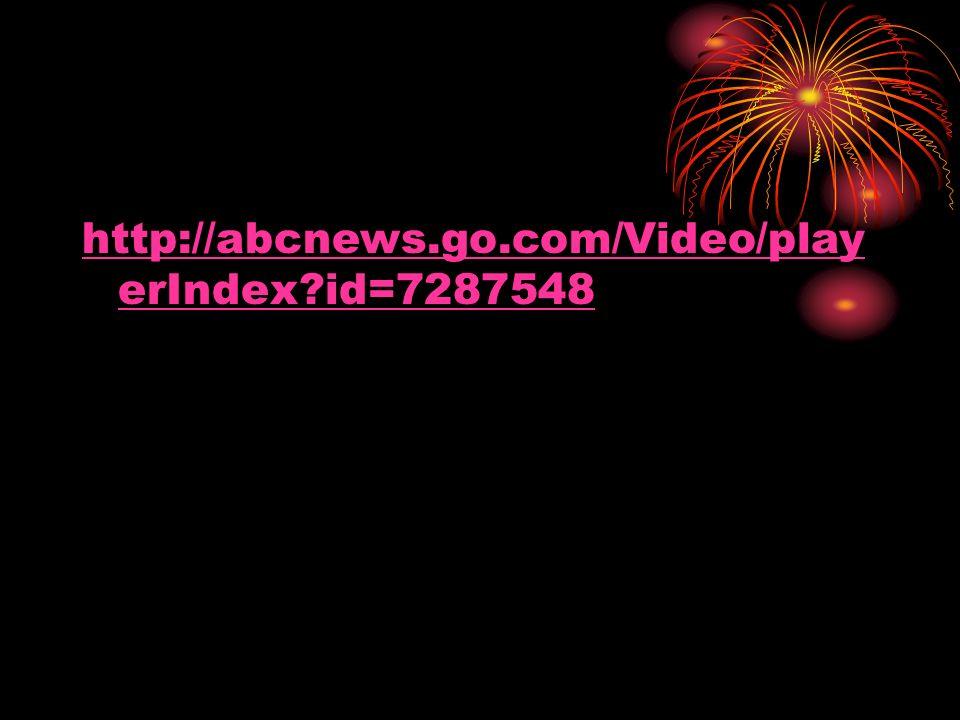 http://abcnews.go.com/Video/play erIndex?id=7287548
