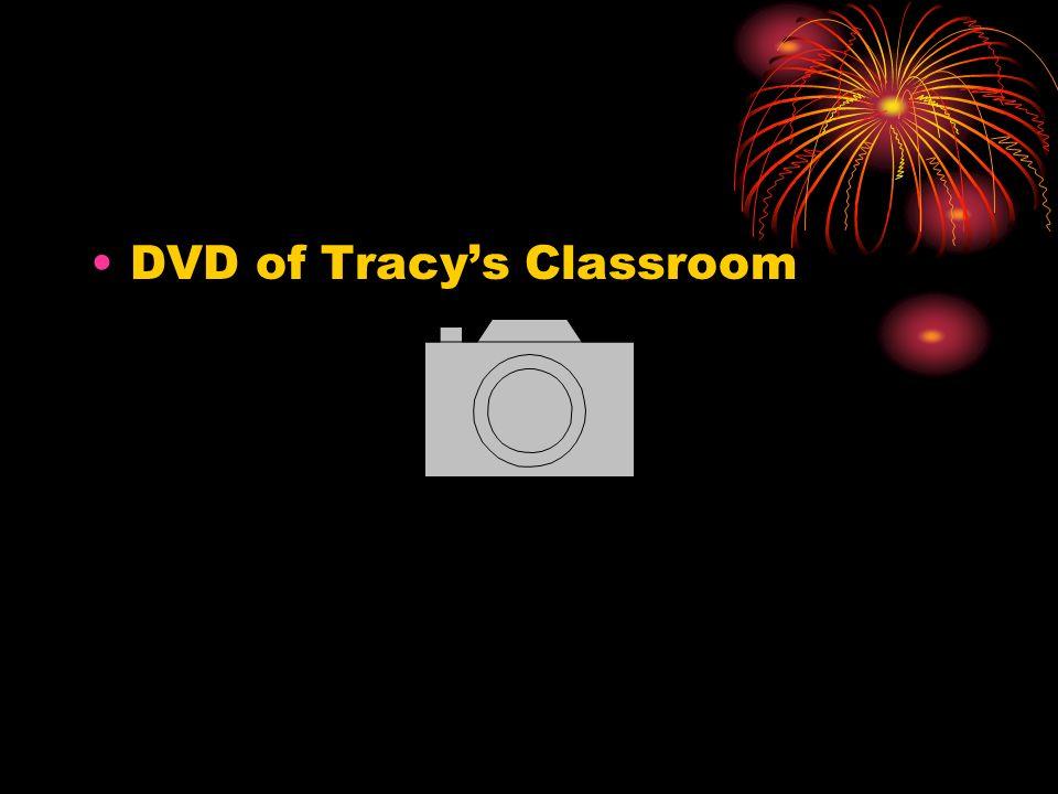 DVD of Tracys Classroom