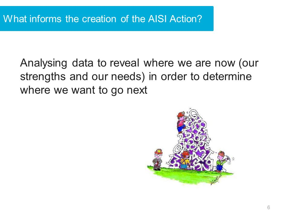 What informs the creation of the AISI Action.