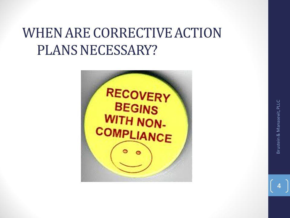 Appeal – Disallowance Impact of Corrective Action on Recovery Amount Compromise authority: In certain circumstances, ED may compromise the amount claimed under GEPA if the grantee/subgrantee demonstrates the practice that resulted in the disallowance decision has been corrected and will not recur.