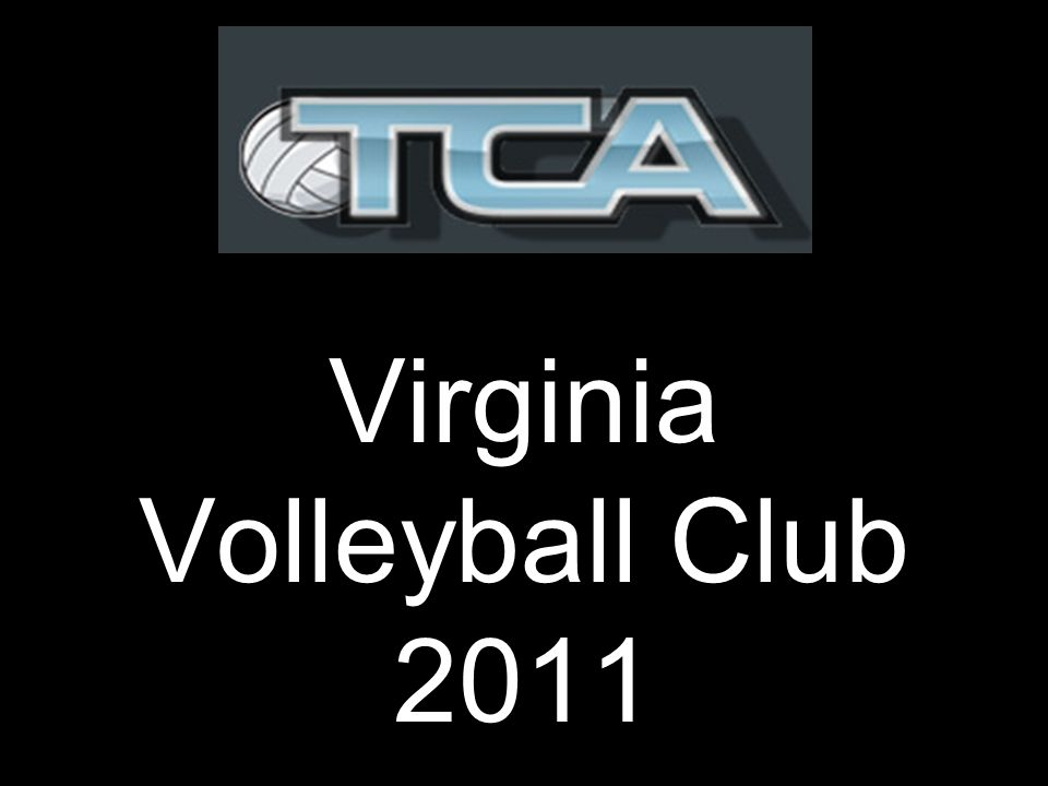 Virginia Volleyball Club 2011