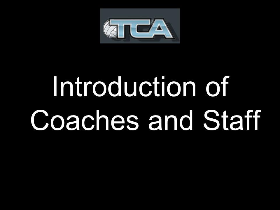 Coach Education TCA Coaches Manual
