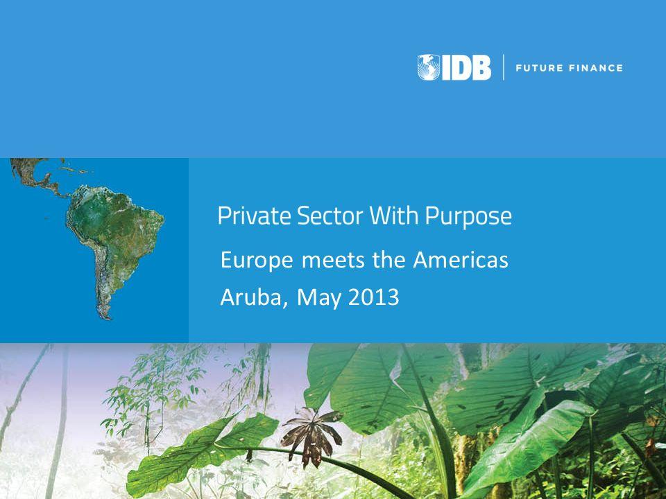 Europe meets the Americas Aruba, May 2013