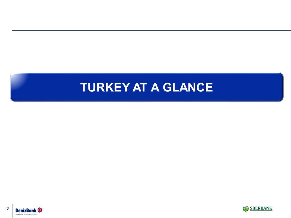2 TURKEY AT A GLANCE
