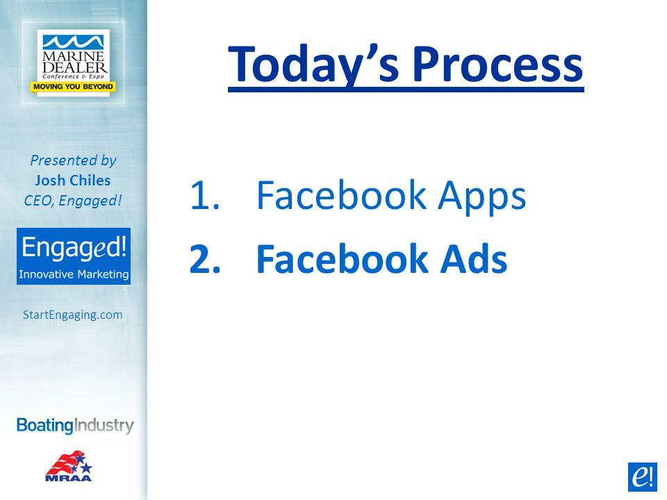 StartEngaging.com Presented by Josh Chiles CEO, Engaged! Analytics