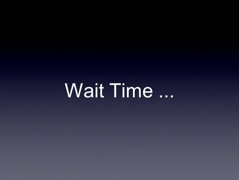 Wait Time...