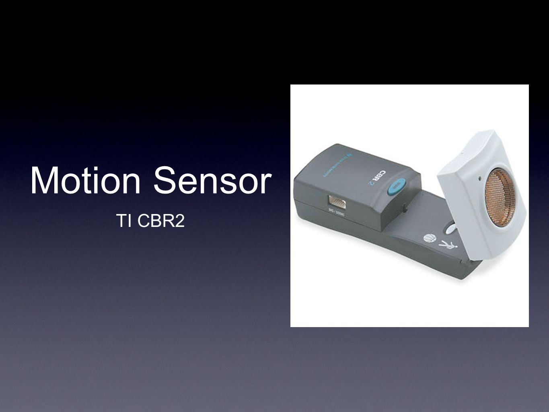 Motion Sensor TI CBR2