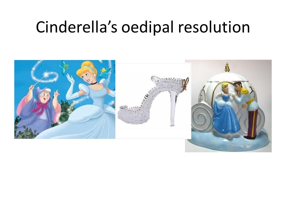 Cinderellas oedipal resolution