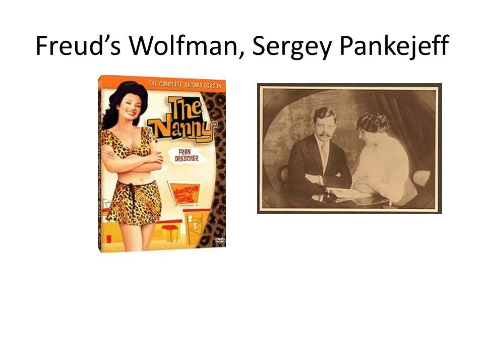 Freuds Wolfman, Sergey Pankejeff