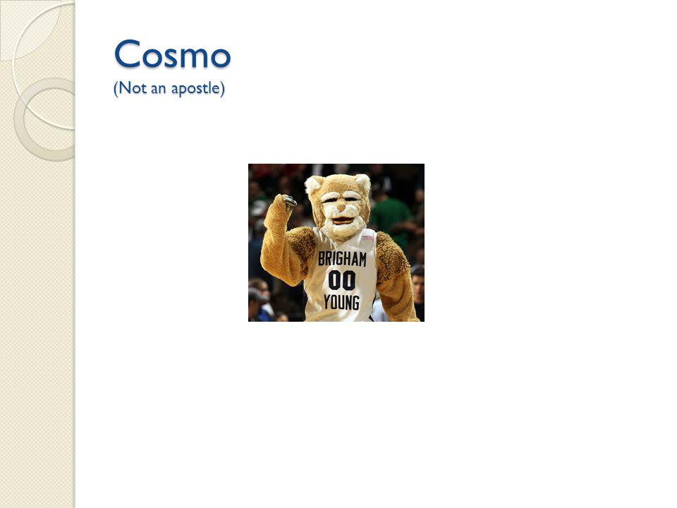 Cosmo (Not an apostle)