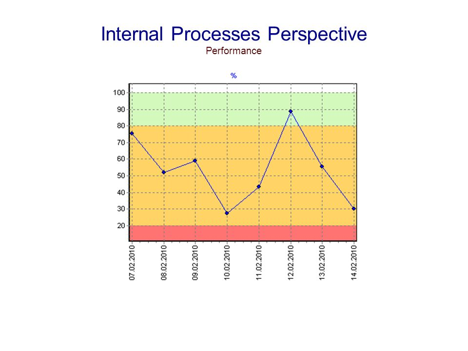 Internal Processes Perspective Performance