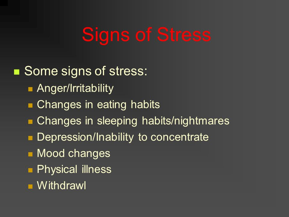 After The Call Stress is an unavoidable part of the job; this could be the most stressful or emotional run you will ever take part in CISD should be c