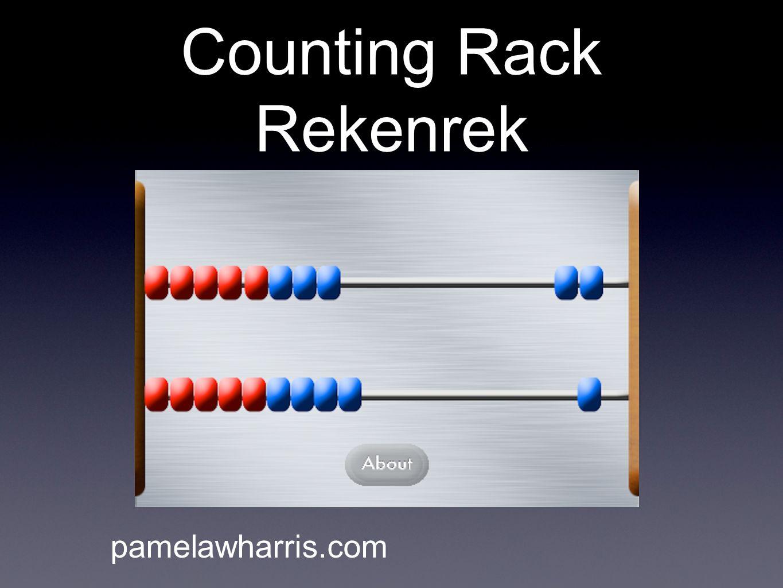 Counting Rack Rekenrek