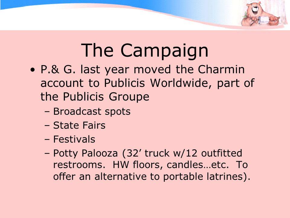 The Campaign P.& G.