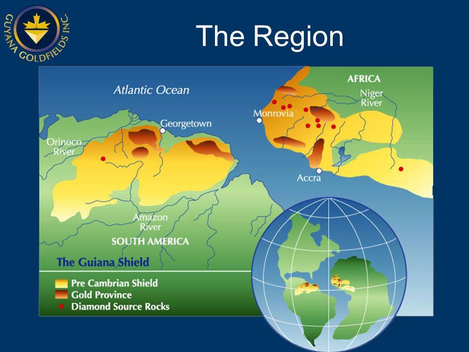 The Region