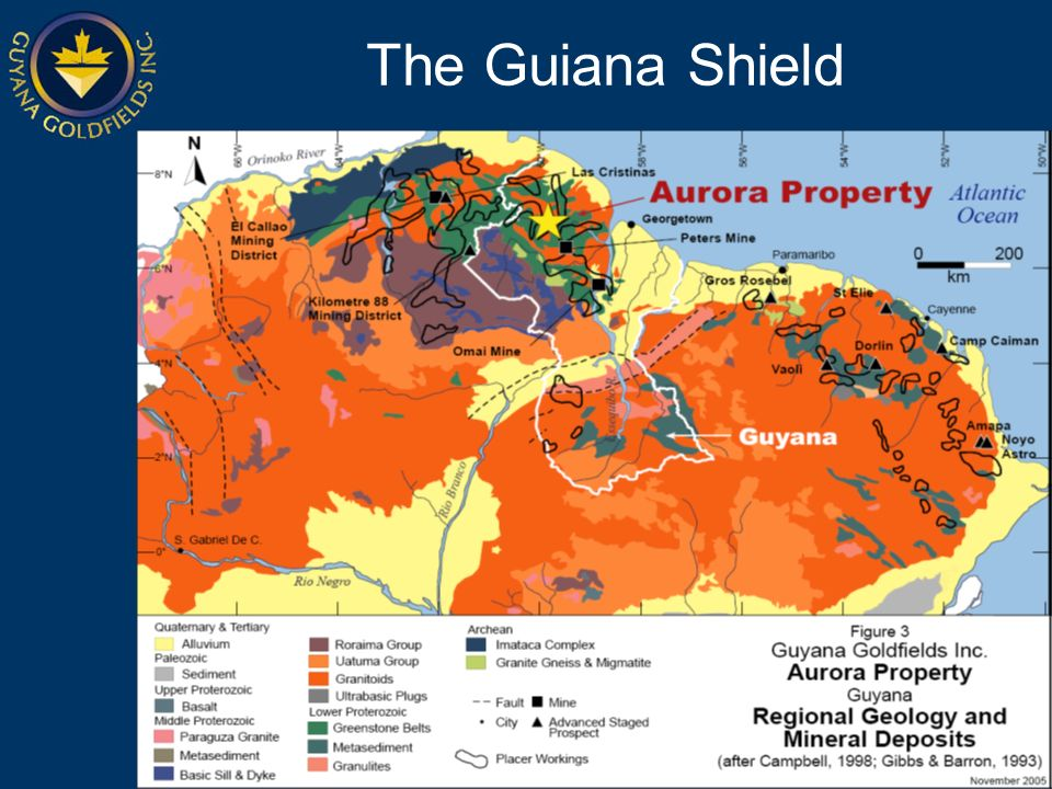 The Guiana Shield