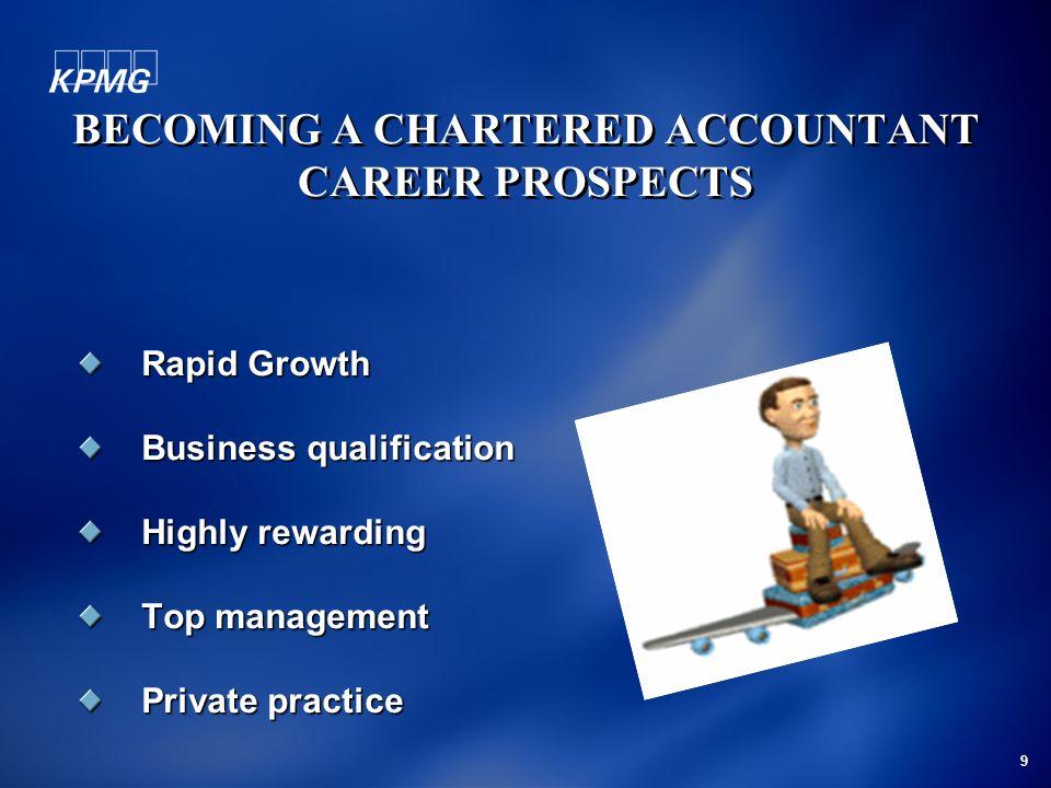 9 Rapid Growth Rapid Growth Business qualification Business qualification Highly rewarding Highly rewarding Top management Top management Private prac