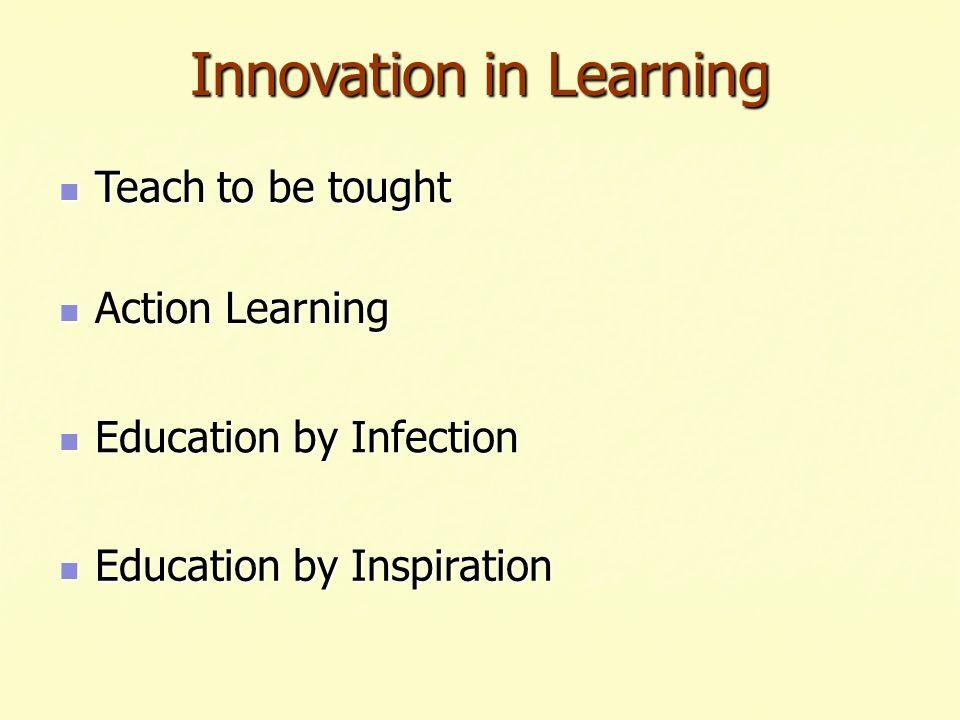 Inspiration and Perception